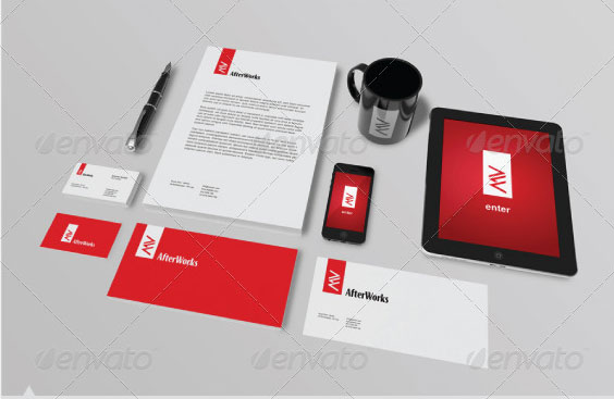 15 Branding Identity Mockups Design Freebies