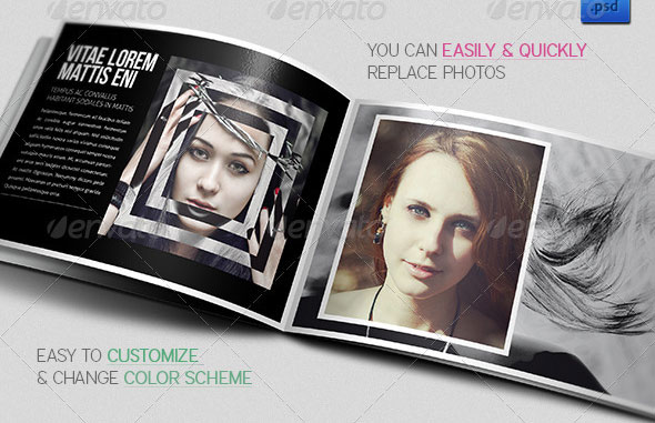 16 cool photography brochure templates � design freebies