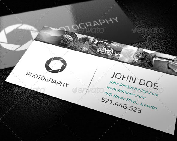 Pics s graphy Business Cards