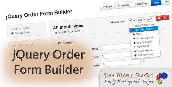 11 Useful PHP Form Builder Scripts – Design Freebies
