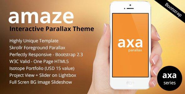 amaze-interactive-parallax