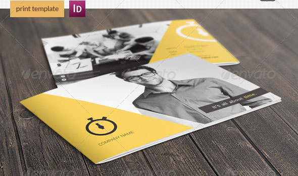 free brochure templates indesign - 18 beautiful brochure templates a4 design freebies