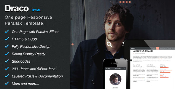 draco-one-page-responsive-parallax-template