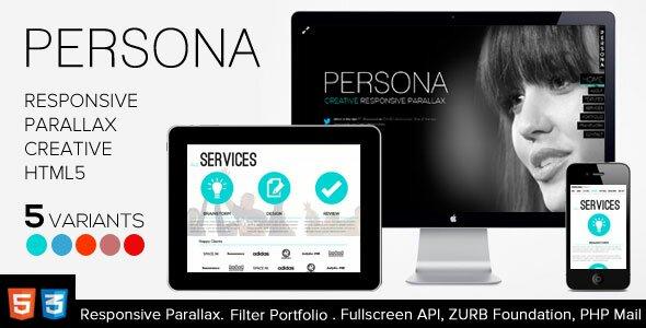 persona-html5-responsive-creative-parallax