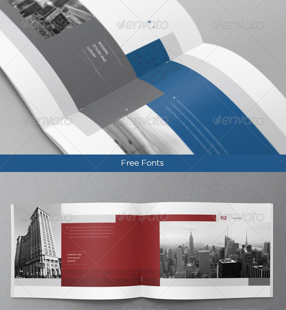 Beautiful Brochure Templates A Design Freebies - Beautiful brochure templates