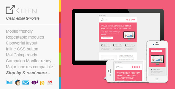 Ecommerce HTML Email Templates Design Freebies - Best ecommerce email templates