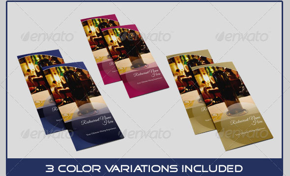 Beautiful Brochure Templates A Design Freebies - Elegant brochure templates