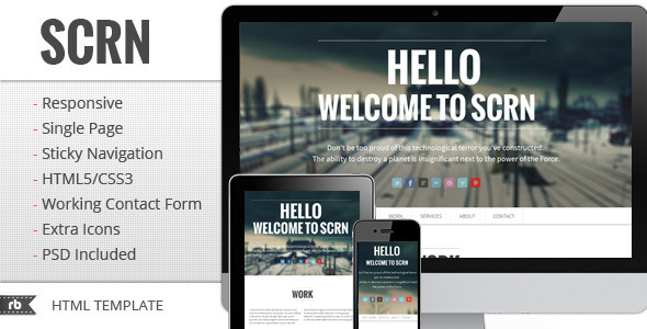 scrn-responsive-parallax-template