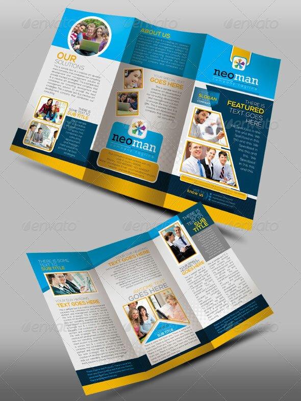 15 business trifod brochure bundles design freebies