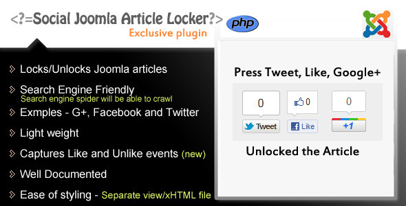 article-content-locker-social-joomla-plugin