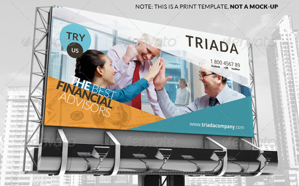 30 Nice Banner Signage Templates (PSD) – Design Freebies