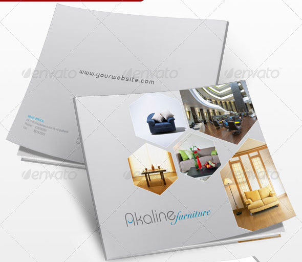 Furniture Design Templates 10 beautiful furniture brochure templates – design freebies