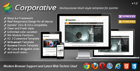 corporative-responsive-joomla-template