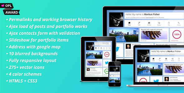frittata-responsive-personal-template