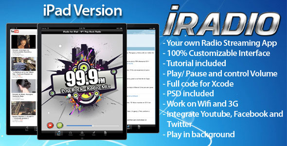 iradio-app-ipad-version