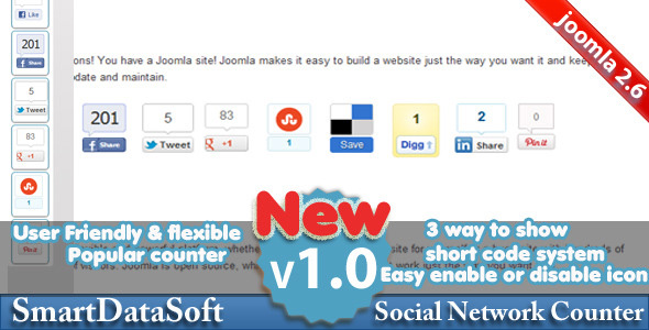 joomla-smart-social-counter