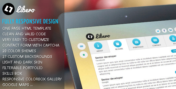 libero-responsive-vcard-portfolio-template