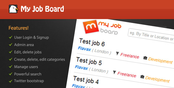 Useful PHP Job Board Scripts – Design Freebies