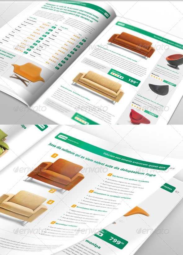 12 Modern Product Catalogs Indesign Templates – Design Freebies