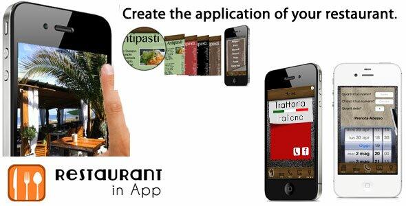 restaurant-in-app