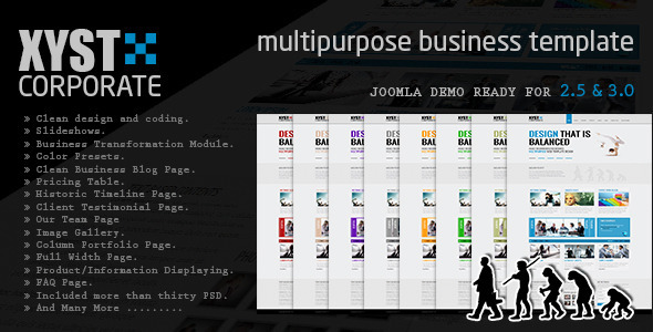 xyst-corporate-joomla-template