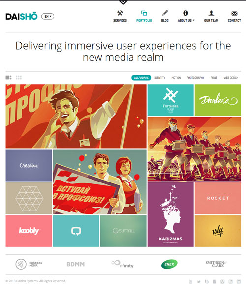 Daisho-WordPress-Theme--Home