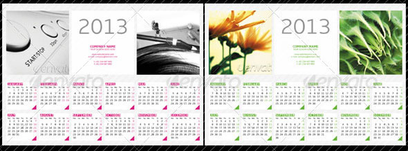 Calendar Poster Template Choice Image Template Design Free Download