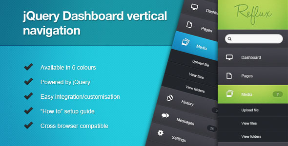 jquery-dashboard-vertical-navigation