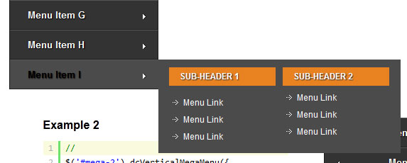 jquery-mega-dropdown