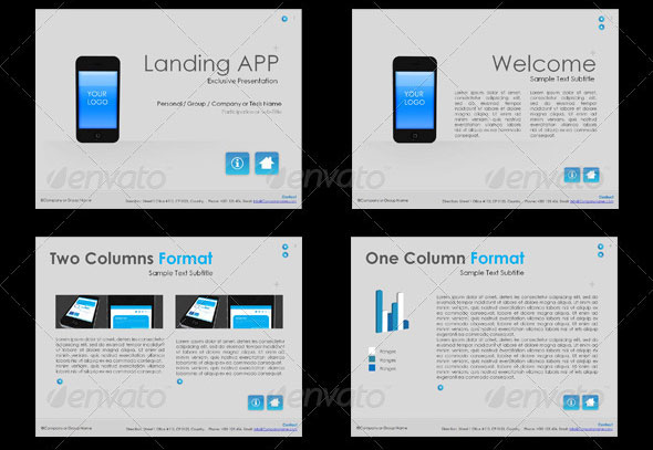landing-app-presentation