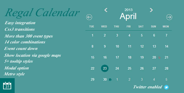 regal-calendar