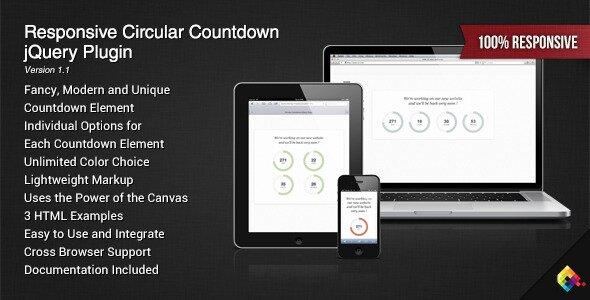 responsive-circular-countdown-jquery-plugin