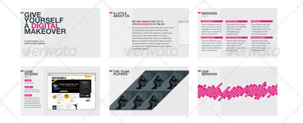 20 creative business powerpoint presentation templates – design, Presentation templates