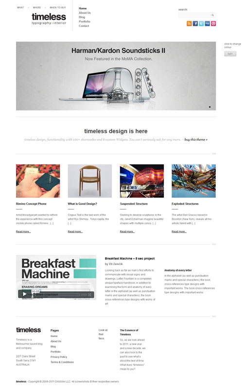 timeless--Minimal-Typographic-WordPress-Theme