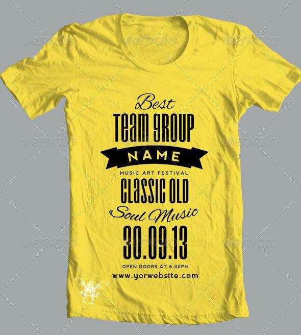 vintage-Promote-Tshirt