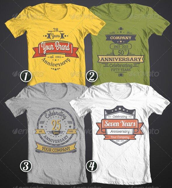 vintage-style-anniversary-tees-bundle