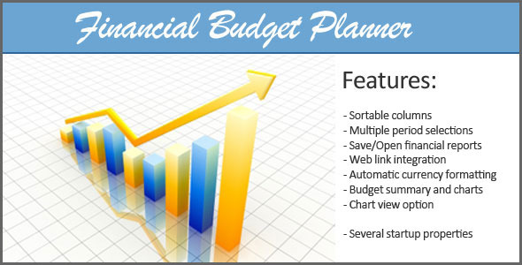 webgen-financial-budget-planner