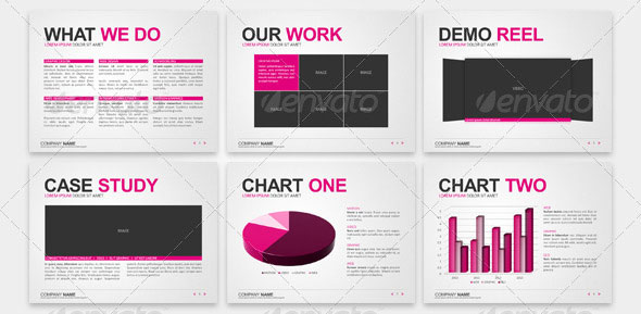 20 creative business powerpoint presentation templates