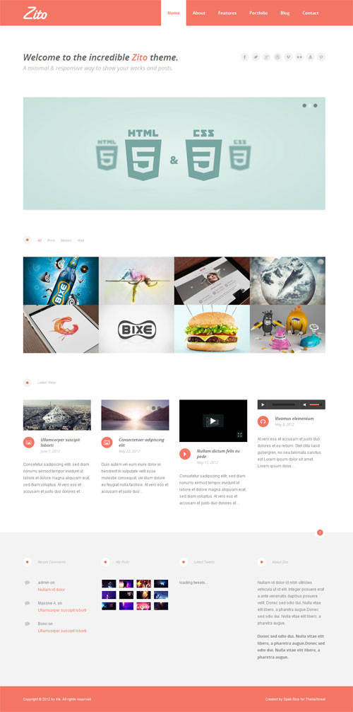 zito-minimal-responsive-wordpress-theme