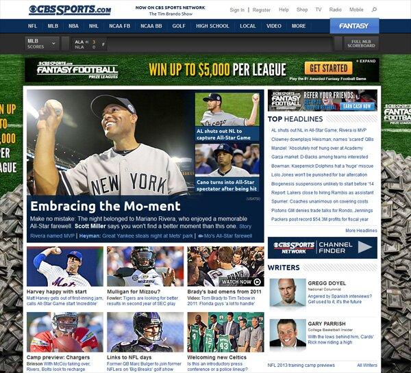 Sports-CBSSports