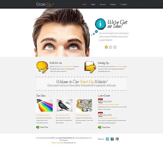 Start-up Template