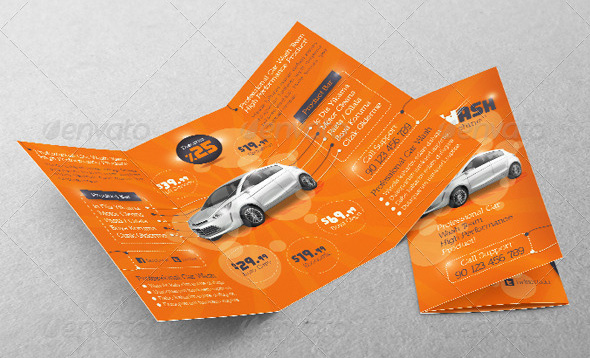 car-wash-tri-fold-template