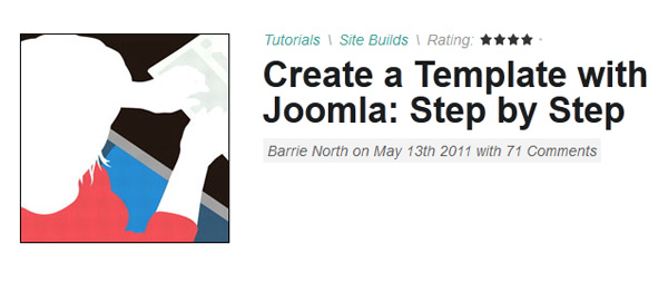 create-template-joomla
