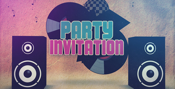 28 Cool Party Event After Effect Templates Design Freebies