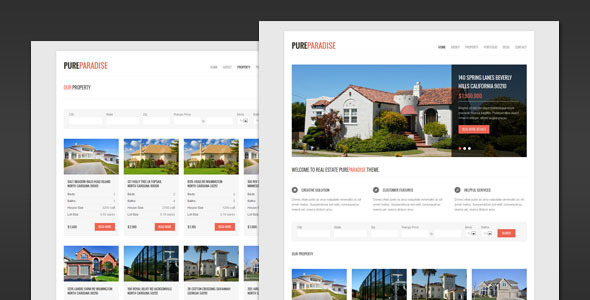 pure-paradise-clean-real-estate-html