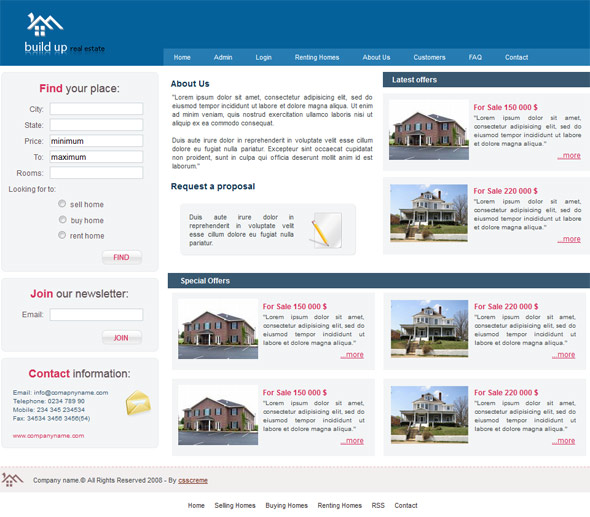 realestate-html-template
