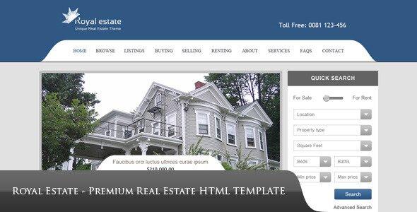 royal-estate-premium-real-estate-theme