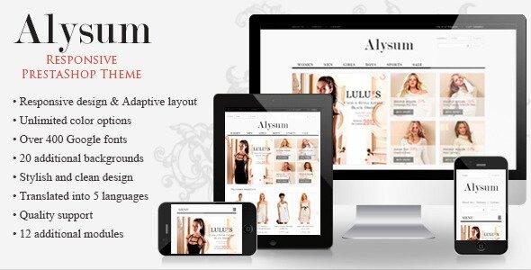 alysum-premium-prestshop-template
