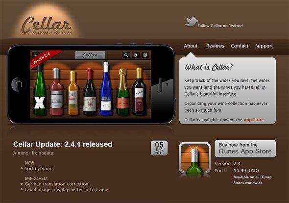cellar-app
