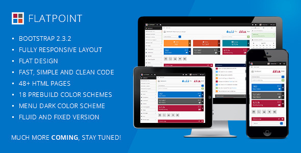 flatpoint-responsive-admin-dashboard-template